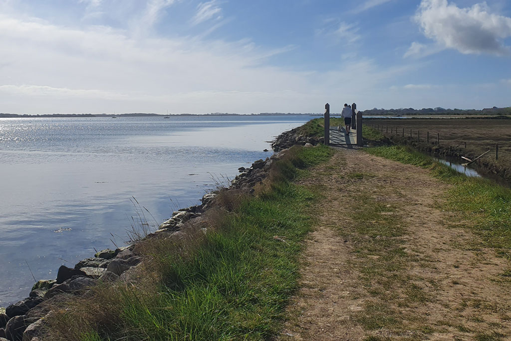 Walk from Thornham Marina