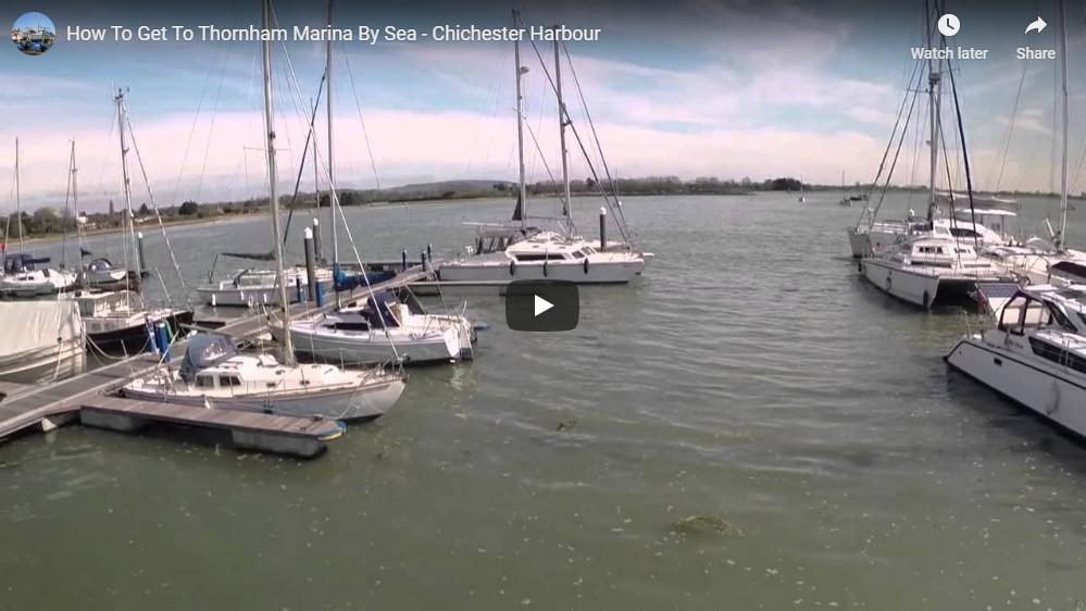 Navigation to Thornham