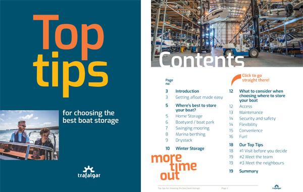 boat storage guide